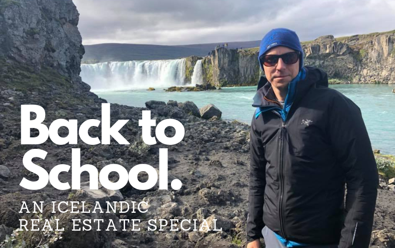 #64 – Back to School: An Icelandic Real Estate Special